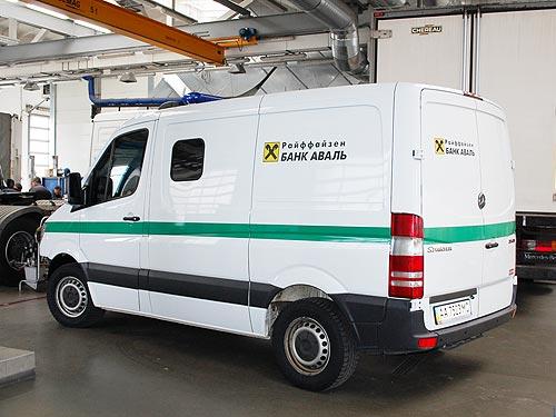 В Украине стартовали продажи междугородного автобуса Mercedes-Benz Arobus Sprinter
