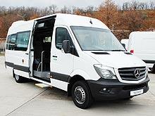 В Украине стартовали продажи междугороднего автобуса Mercedes-Benz Arobus Sprinter