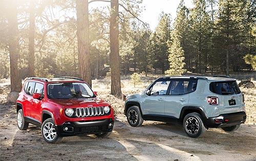 На складские автомобили Jeep Renegade и Jeep Grand Cherokee снижены цены - Jeep