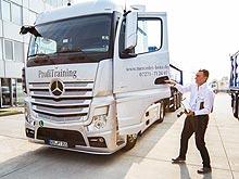Формула сокращения расхода топлива раскрыта. В Украине прошел Driver Training Roadshow 2016