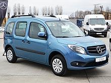 Где в Украине нет спада продаж автомобилей