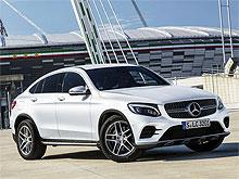 ����������� ����������� � ����� ����������-���� Mercedes-Benz GLC Coupé