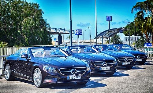 Новый кабриолет Mercedes-Benz S-Класса уже в Украине - Mercedes-Benz