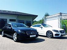 Mercedes-Benz стал официальным автомобильным партнером украинского этапа Кубка Дэвиса