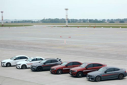 Чем Mercedes-AMG отличается от автомобилей Mercedes-Benz - Mercedes-Benz