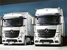 В Украине запущена программа заводского финансирования коммерческой техники Mercedes-Benz - Mercedes-Benz