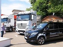 Разумные инвестиции: какие новинки представил Mercedes-Benz для аграриев