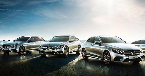 Mercedes-Benz снижает курс в ноябре