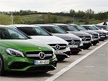 Билет в мир Mercedes-Benz. Чем привлекательны небольшие авто прославленного бренда - Mercedes-Benz