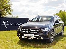 Драйвовый гольф под трехлучевой звездой. В Украине стартовали продажи двух новинок от Mercedes-Benz