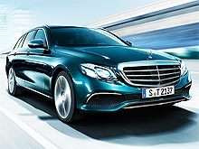 В Украину начались поставки нового универсала Mercedes-Benz Е-Класс Estate