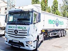 Компания «Нибулон» закупила 15 грузовиков Mercedes-Benz Actros нового поколения