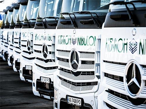 """""""Нибулон"""" прогнозирует, что уже скоро речные терминалы освободят 12,5 тыс. грузовиков"""