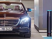 Mercedes-Benz продемонстрировал беспилотную парковку в реальных условиях - Mercedes-Benz