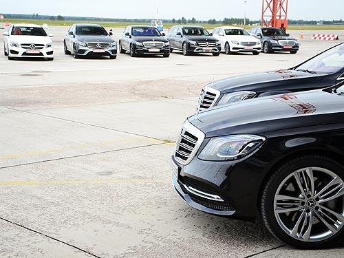 На модельный ряд Mercedes-Benz действуют специальные ценовые условия