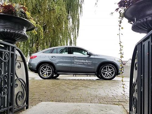 Mercedes-Benz стал лидером в Украине и делает ставку на SUV - Mercedes-Benz