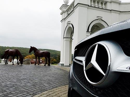 Mercedes-Benz зафиксировал рекордные продажи