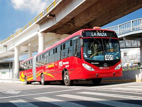 Mercedes-Benz предложил украинским городам быстро реализовать альтернативу метро