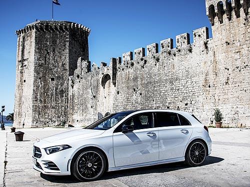 Двойная секретность: Чем поразит Mercedes-Benz A-Class New? - Mercedes-Benz