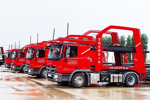 В Украине появился новый официальный поставщик сервисных услуг и оригинальных запчастей для ремонта автовозов LOHR