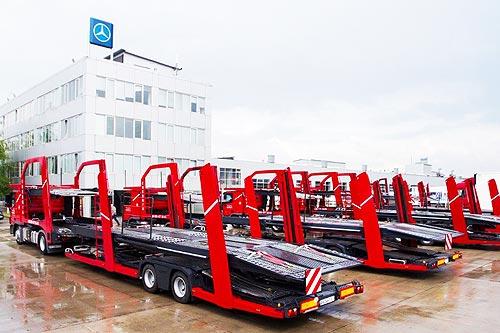 В Украине появился новый официальный поставщик сервисных услуг и оригинальных запчастей для ремонта автовозов LOHR - LOHR