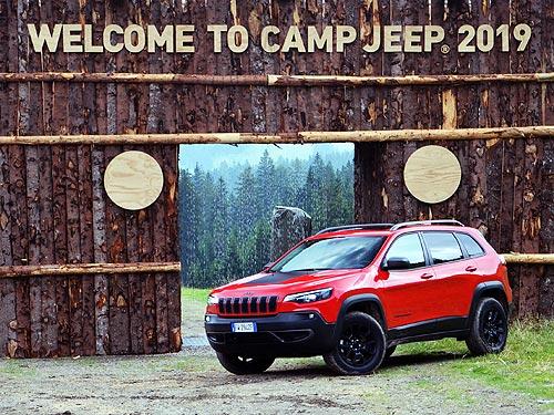 Для любителей 4х4 прошло культовое мероприятие. Наш репортаж с Camp Jeep 2019