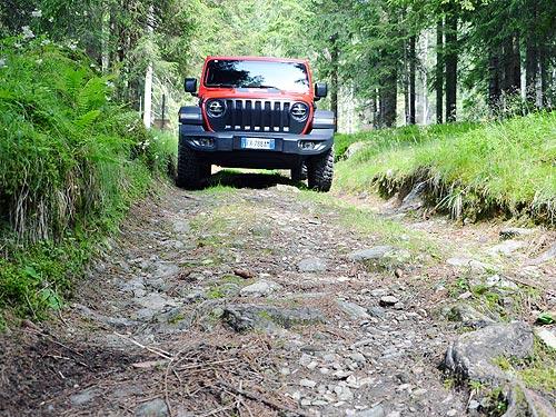 Три лица Jeep. Наш сравнительный тест - Jeep