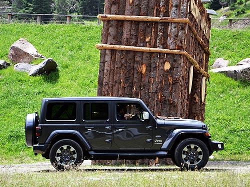 Для любителей 4х4 прошло культовое мероприятие. Наш репортаж с Camp Jeep 2019 - Jeep