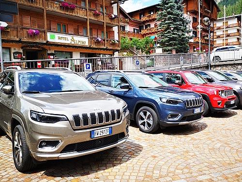 Три лица Jeep. Наш сравнительный тест