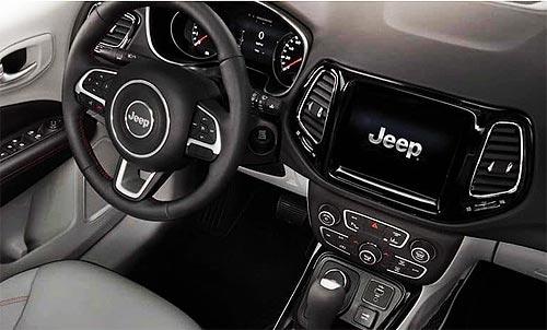 В Украине стартовали продажи обновленного Jeep Compass - Jeep
