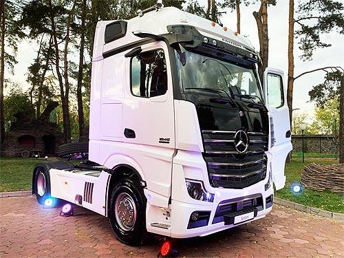 Стал известен обладатель титула Лучший грузовик 2020 года