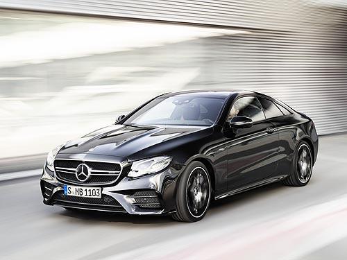На покупку премиального бизнес-седана Mercedes-Benz E-Class действуют специальные условия