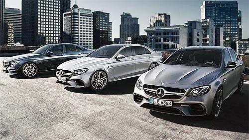Mercedes-Benz E-Class можно купить с выгодой до 189 тыс. грн.