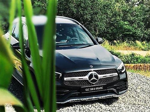 Новый Mercedes-Benz GLC появится в Украине в августе. Новинка доступна для заказа