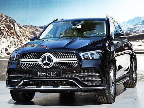 В России у новых Mercedes-Benz GLE и GLS выявили трещины в сварке. Авто отзовут для ремонта - Mercedes-Benz