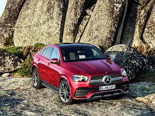 В Украине стартовали продажи нового поколения Mercedes-Benz GLE Coupé