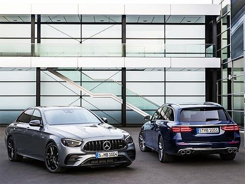 Mercedes-Benz представил новый E-Class. Официальные подробности