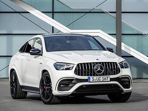 Купе и внедорожник в одном автомобиле. Чем новый Mercedes-Benz GLE Coupé отличается от предыдущей модели