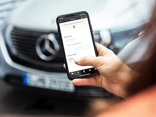 Выбрать и купить Mercedes-Benz можно online - Mercedes-Benz