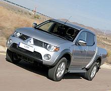 В Украине начались официальные продажи Mitsubishi L200 - Mitsubishi