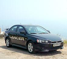 Тест-драйв: Укрощение Mitsubishi Lancer X