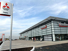 В Луганске объявлен тендер на нового дилера Mitsubishi