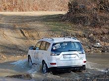 Тест-драйв Mitsubishi 4x4: Внедорожник или кроссовер?