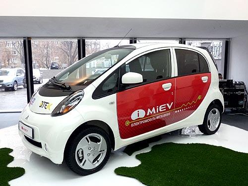 Первый официально поставляемый в Украину электромобиль снимают с производства