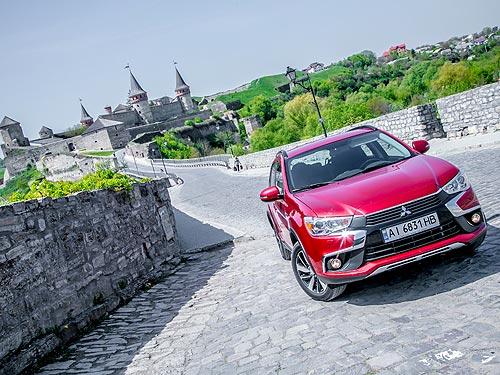На Mitsubishi ASX действуют специальные цены - Mitsubishi