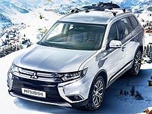 Владельцы Mitsubishi экономят до 20% при подготовке авто к зиме - Mitsubishi