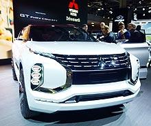 Сразу две модели Mitsubishi получили награды за дизайн