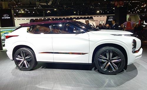 Какими будут внедорожники от Mitsubishi в ближайшем будущем - Mitsubishi