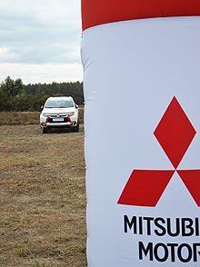 Mitsubishi становится автомобильным партнером беговых соревнований Run Ukraine - Mitsubishi