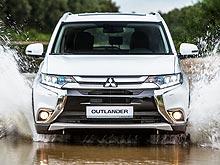 Mitsubishi Outlander стал доступнее до 80 000 грн.